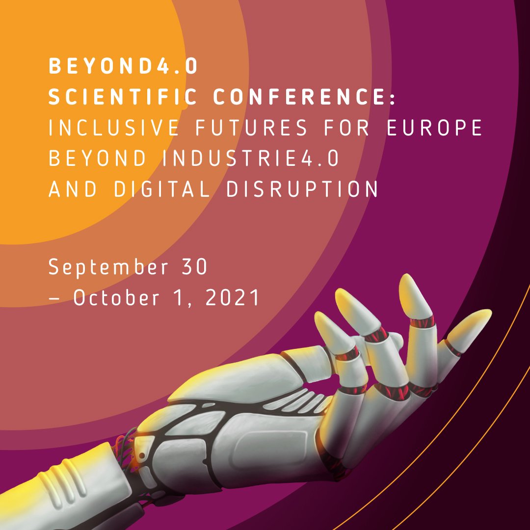 BEYOND4.0 Scientific Conference Poster