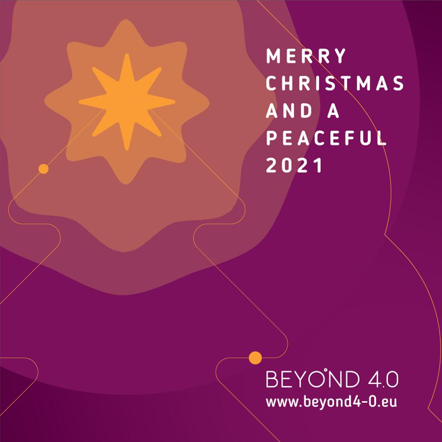 BEYOND4.0 Christmas card